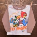 Detské pyžamo - Angry Birds