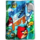 Detská deka / Angry Birds