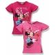 Detské tričko s krátkym rukávom - Smädná Minnie