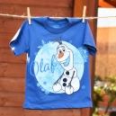 Detské tričko s krátkym rukávom - Olaf