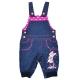 Detské riflové nohavice - záhradníčky Disney / Minnie