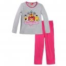 Detské dievčenské pyžamo - ANGRY BIRDS
