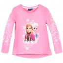 Tričko s dlhým rukávom Frozen / Anna a Elza