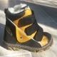 Zimné kožené topánočky s kožušinkou RenBut / 12-1452