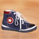 Celokožené kotníkové topánky RenBut / 23-3236