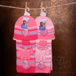 31420c6c8 Súprava - čiapka, šál, rukavice / Frozen