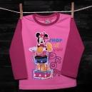 Tričko s dlhým rukávom s flitrami - Minnie / shop