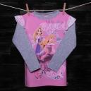 Detské tričko s dlhým rukávom Princess