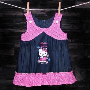 a6732e4b8183 Detské šaty - HELLO KITTY