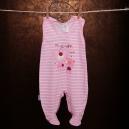 Detské dupačky  / My scruffy bears - ružové