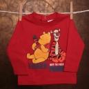 Detské tričko s dlhým rukávom / Winnie Pooh