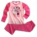 Detské pyžamo s dlhým rukávom  Disney - Minnie Mouse