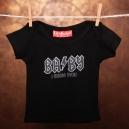 Detské tričko - Darkside / BABY I WANNA ROCK