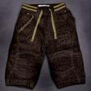 Tulec trend - Menčestrové nohavice s podšívkou