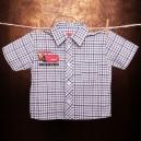 Detská košeľa s krátkym rukávom - Disney / Cars