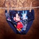 Detské plavky Disney / Mickey - tmavomodré