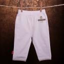 Kojenecké nohavice - BONDI /biele/
