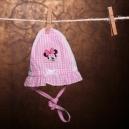 Kojenecká čiapočka so šiltom Disney - Mickey mouse