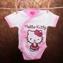 Detské Body prekladané - Hello Kitty