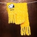 Zimný šál - Snoopy