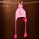 Zimná čiapka podšitá jemným welsoftom / Barbie
