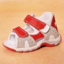 Detské kožené zdravotné topánočky Santé / N 950/901/34