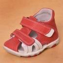 Detské kožené zdravotné topánočky Santé / N 950/901/53