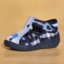 Detské topánočky - papučky RenBut / Zubatá ryba