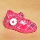 Detské topánočky / papučky RenBut - s kvetinkou