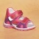 Detské kožené zdravotné topánočky Santé / N 950/901/73