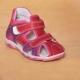 Detské kožené zdravotné topánočky Santé / 810-101-45