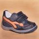 Detské kvalitné celokožené topánočky s klenbou RenBut / 13-268